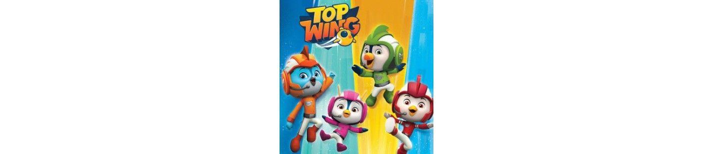 Globos Top Wings. Decoracion de Cumpleaños Top Wings