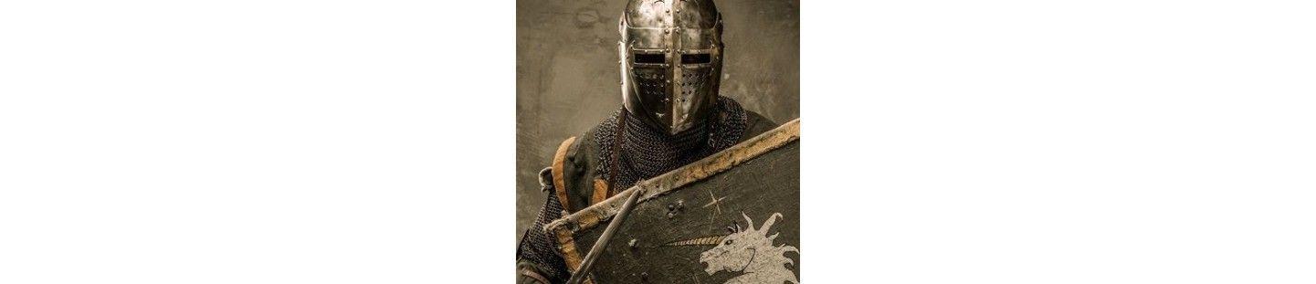 Globos Medievales. Decoracion de Cumpleaños Medievales