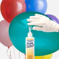 Liquidos Especiales para Globos