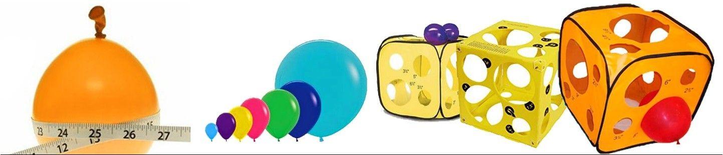 Calibradores de globos