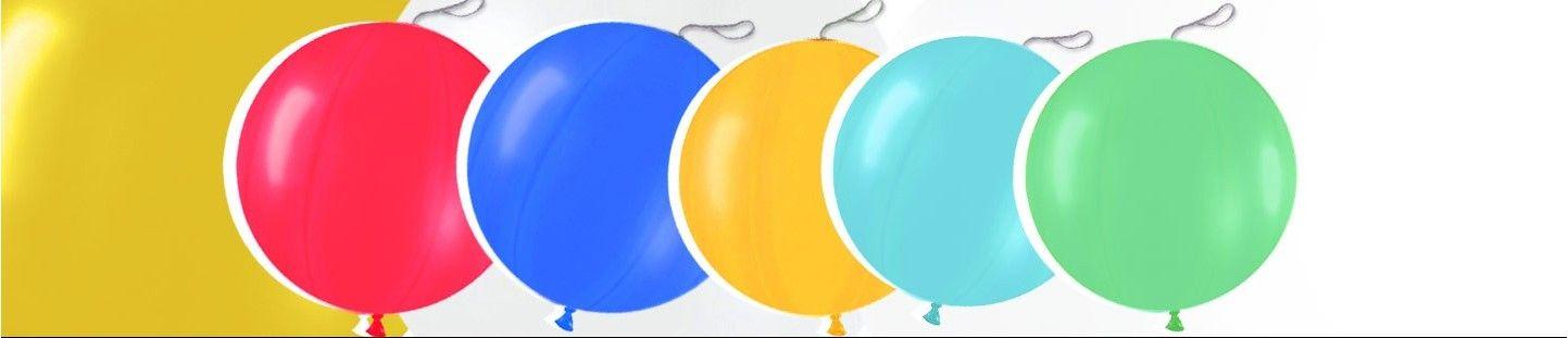 Globos Punch Ball 45cm para Decoración con Globos