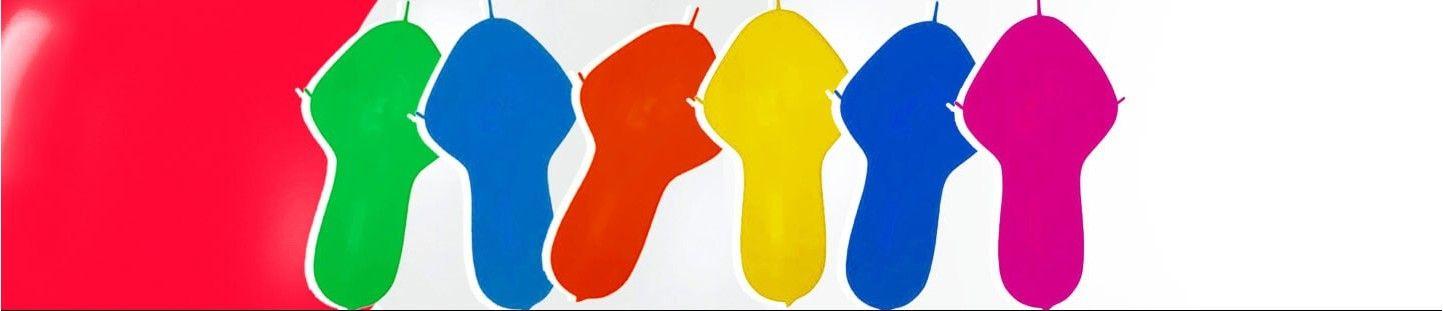 Globos Cuerpo Latex para Decoración con Globos