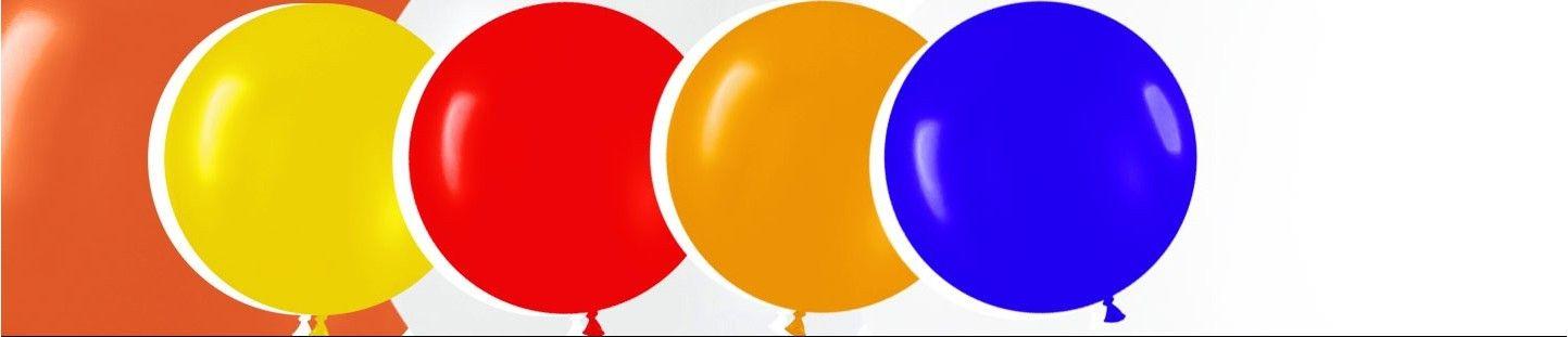 Globos Esfericos 110cm para Decoración con Globos