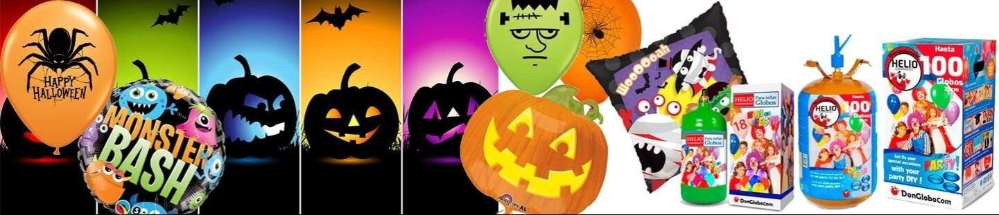 Hélio Descartável - Halloween