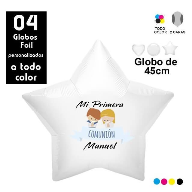 04 globos personalizados comunión