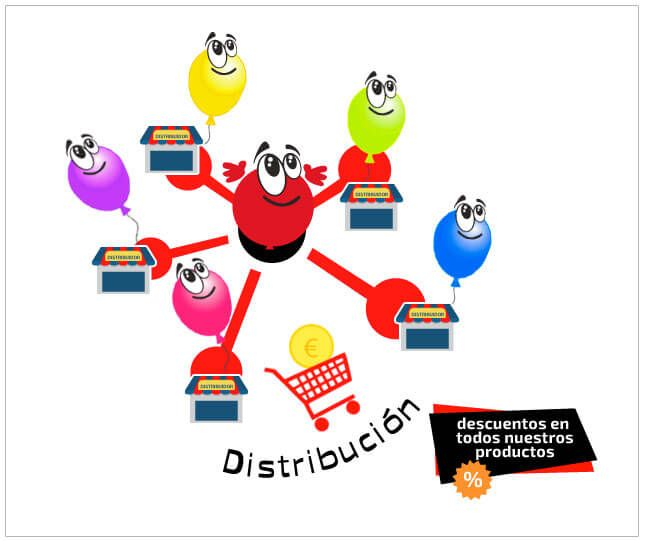Distribuidores de donglobo