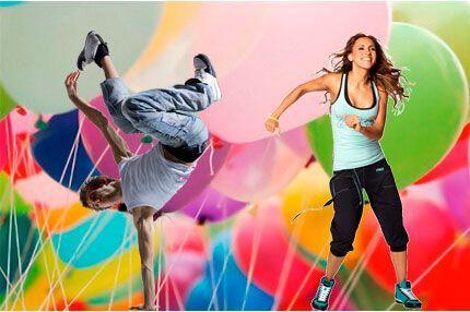 Bailarines para eventos
