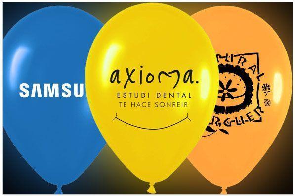 globos personalizados led