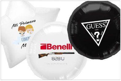 modelos globos personalizados