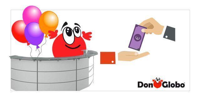 pago en efectivo en oficinas donglobo