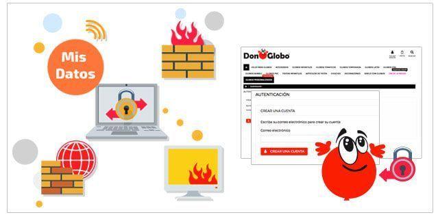 Protección de datos Donglobo
