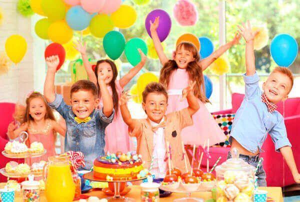 Fiestas y cumpleanos