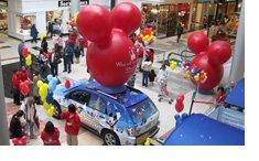 Decoracion y reparato de globos, magnifica tu evento, servicio en todo España