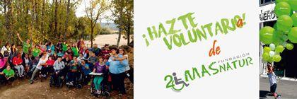 Fundación Masnatur 20 años de trabajo ayudando a personas con discapacidad