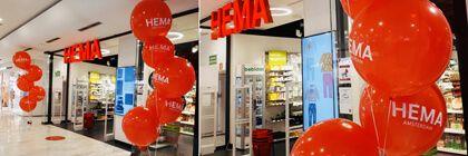 Globos Gigantes Personalizados para HEMA