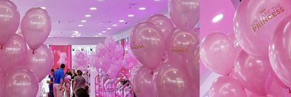 Globos personalizados You Are the Princess
